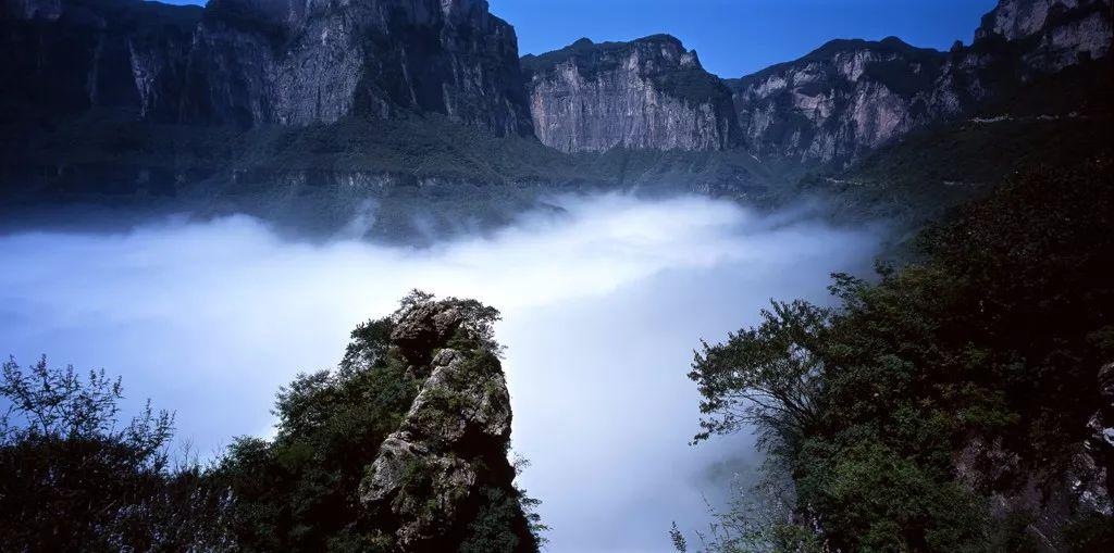 有一种旅行,叫新乡南太行的初秋......